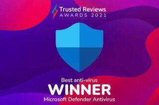 TR Awards 2021 best anti-virus