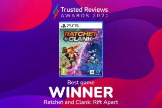 TR Awards 2021 Best Game winner
