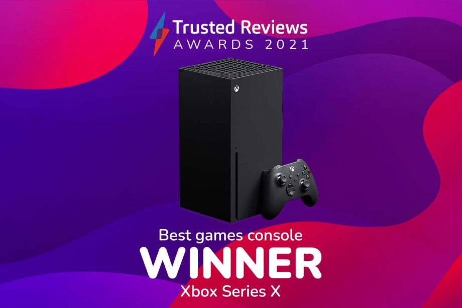 TR Awards 2021 Best Games Console