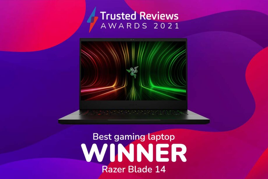 TR Awards 2021 best gaming laptop winner