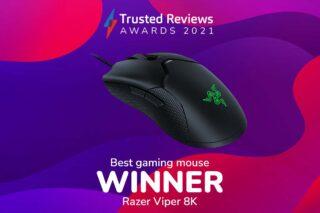 TR Awards 2021 best gaming mouse winner