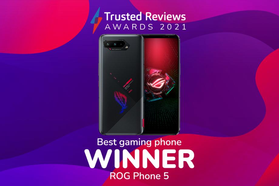 TR Awards 2021 Best Gaming Phone winner