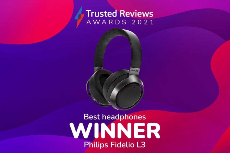 TR Awards 2021 Best Headphones winner