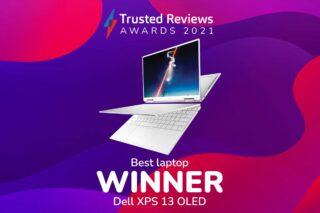 TR Awards 2021 best laptop winner
