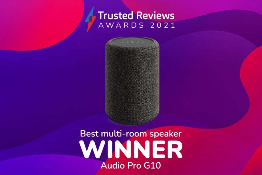 TR Awards 2021 Best Multi-room Speakers Winner