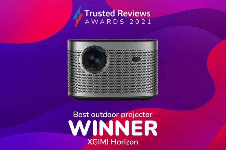 TR Awards 2021 Best Outdoor Projector Winner