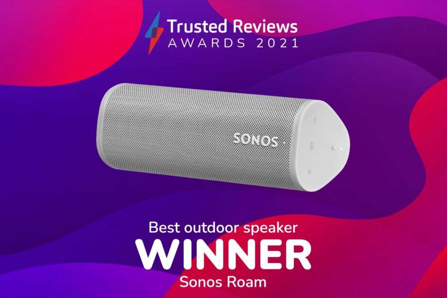 TR Awards 2021 Best Outdoor Speaker winner