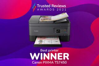 TR Awards 2021 best printer
