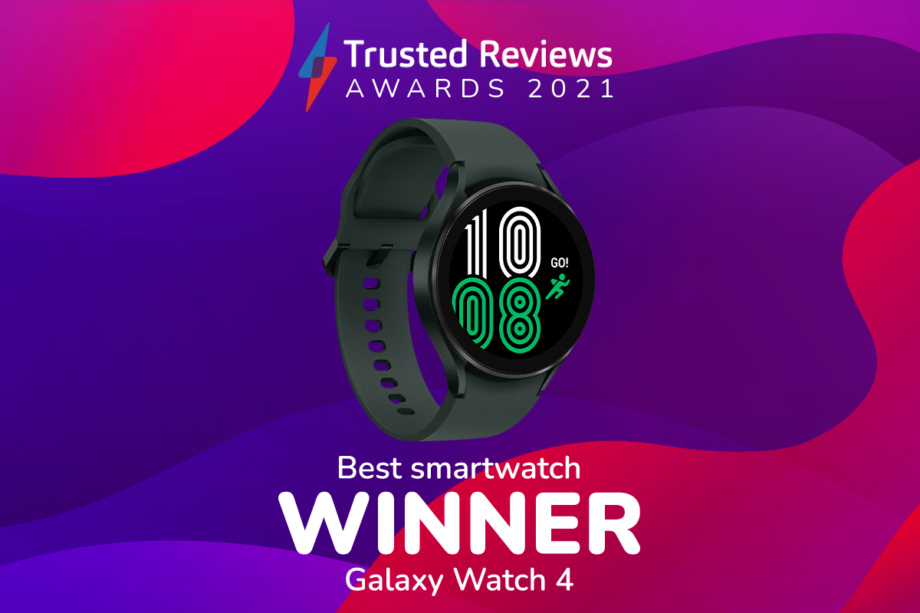TR Awards 2021 best smartwatch winner