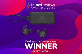 TR Awards 2021 Best Sports Headphones winner