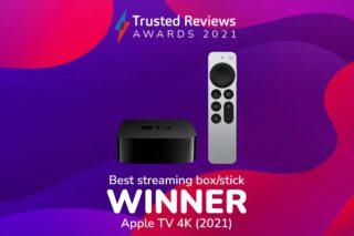 TR Awards 2021 Best Steaming stick/box winner