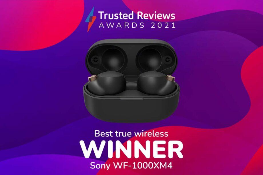 TR Awards 2021 Best True Wireless winner