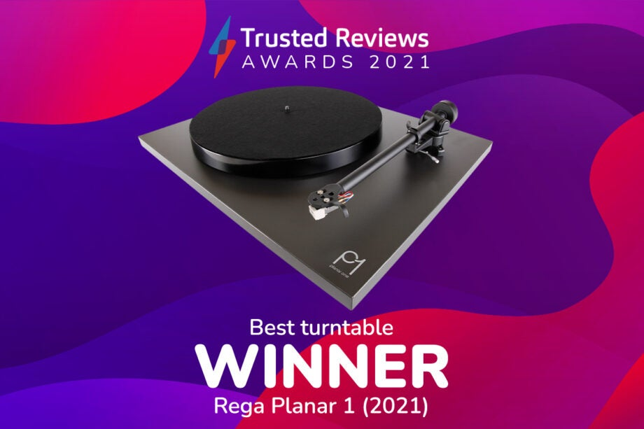 Best Turntable Trusted Reviews Awards 2021