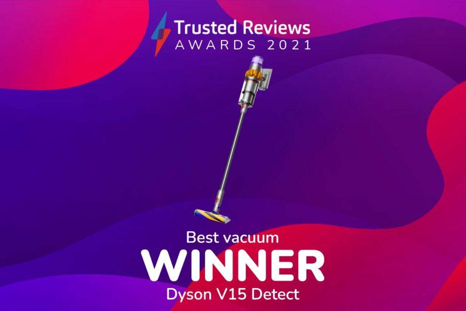 TR Awards 2021 Best Vaccum winner