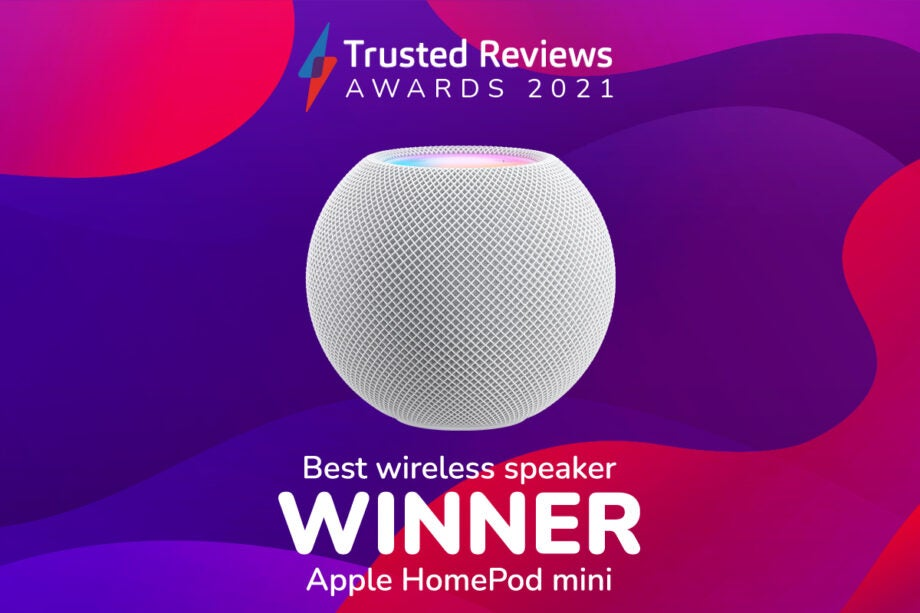 TR Awards 2021 Best Wireless speaker winner