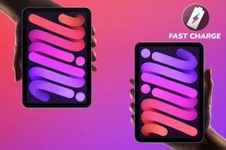 Fast Charge iPad Mini Pro