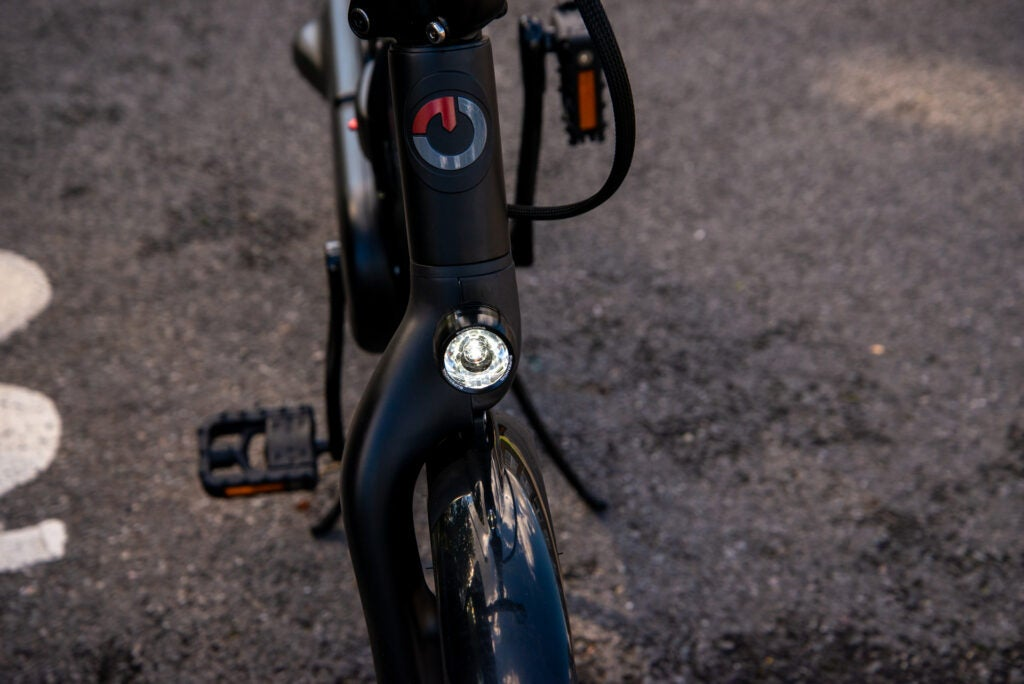 GoCycle G4 front light