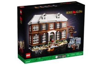 LEGO Home Alone House