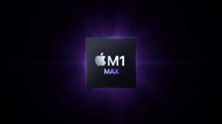 Apple M1 Max hero