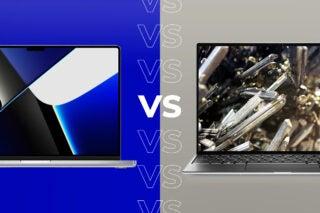 MacBook Pro 2021 vs Dell XPS 13