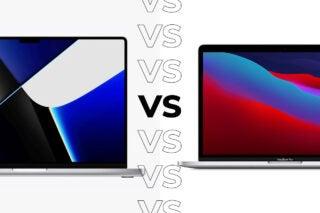 MacBook Pro 2021 vs MacBook Pro 2020