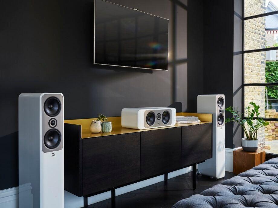 Q Acoustics Concept home cinema