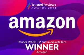 Trusted Reviews Awards 2021 Readers Award TV Audio retailer