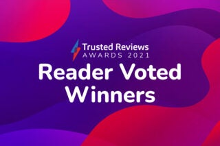Reader Voted winners Trusted Reviews Awards 2021