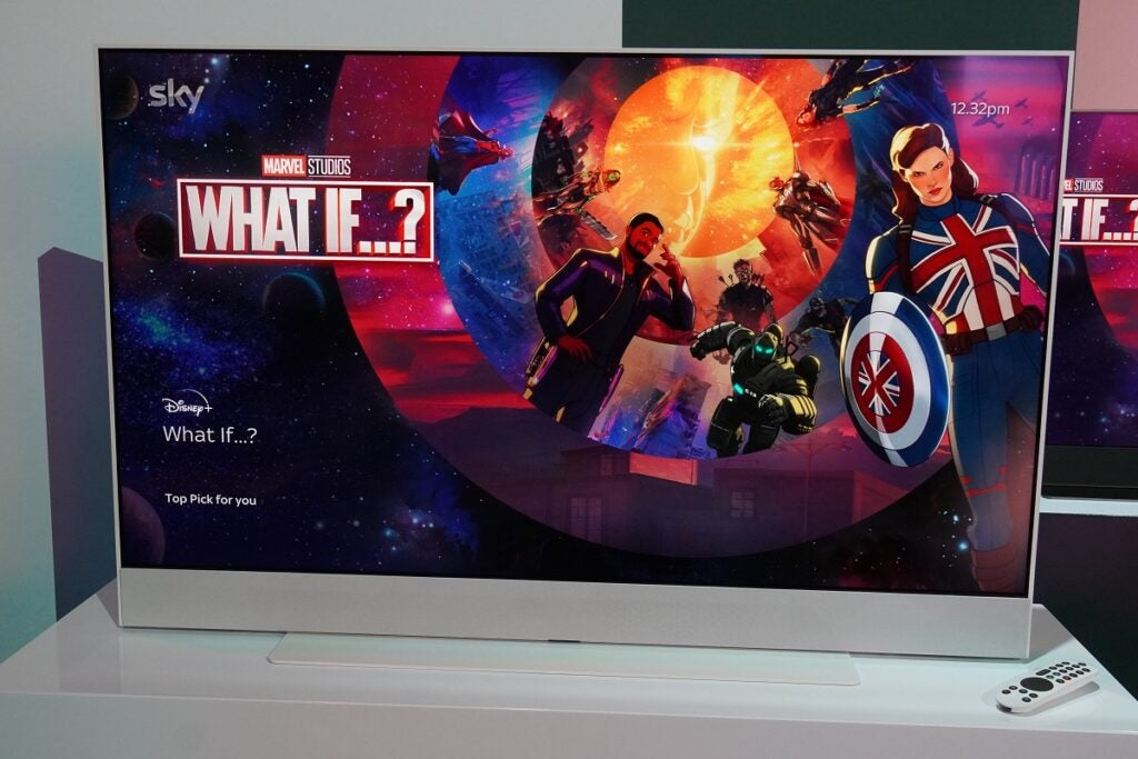 Sky Glass: Hands-on with attempt to redefined the TV watching experience