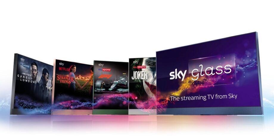 Sky Glass 4K TV