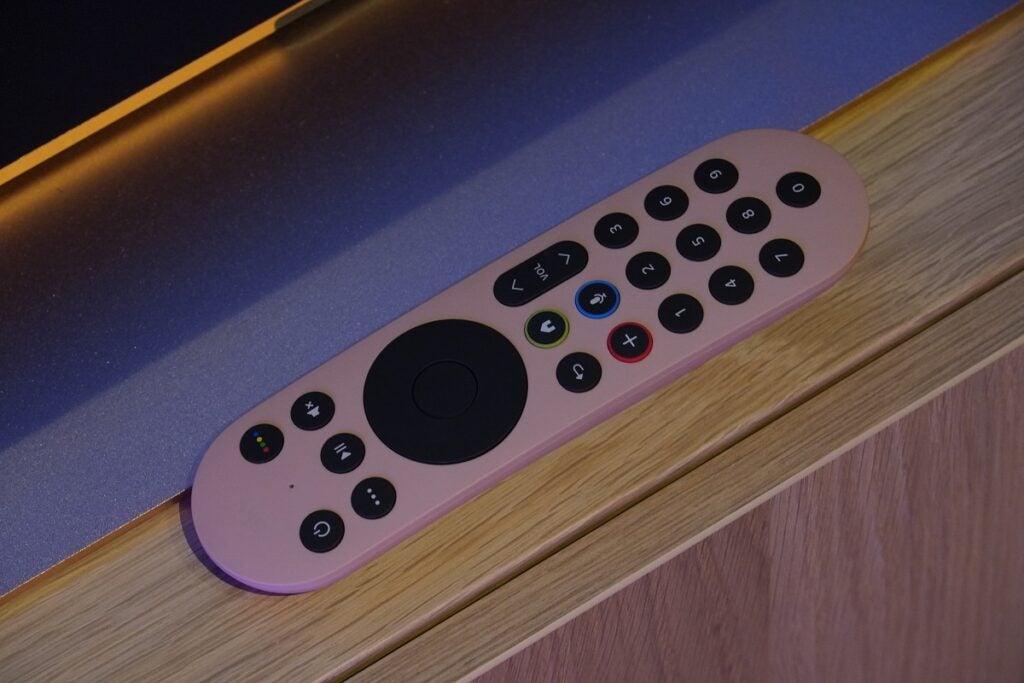 Sky Glass remote