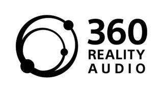Sony 360 Reality Audio new logo