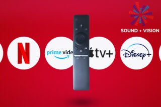 Sound and Vision streaming services