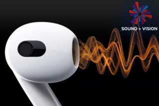 Sound and Vision Apple AirPods 3