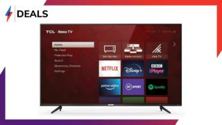 TCL Roku 50-inch 4K TV