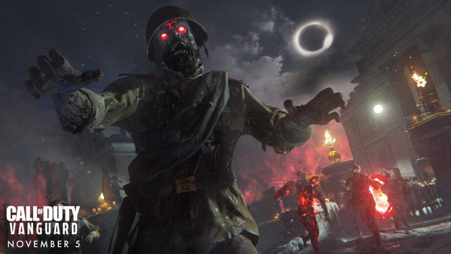 Vanguard Zombies