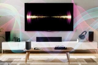 Best Audio solution TV