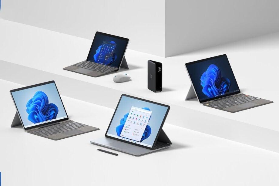 New Surface Range 2021 Laptops