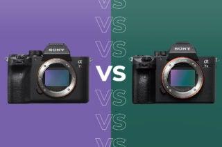 Sony Alpha 7 IV vs Sony Alpha 7 III