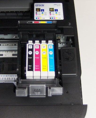 Epson Stylus Office BX925FWD cartridges