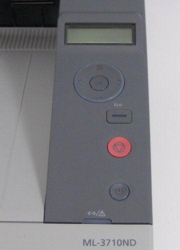 Samsung ML-3710ND - Controls