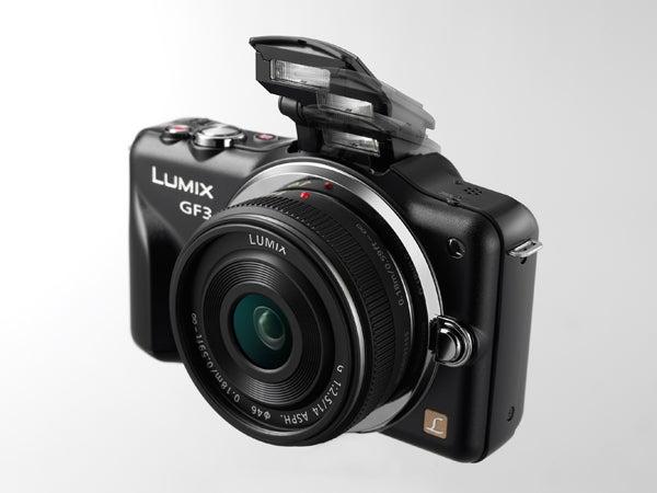Panasonic Lumix GF3 4