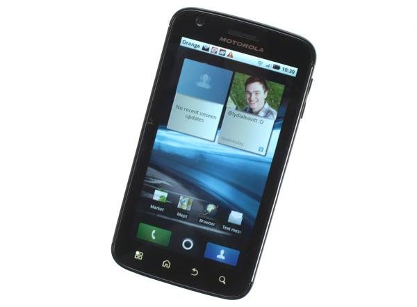 Motorola Atrix 10