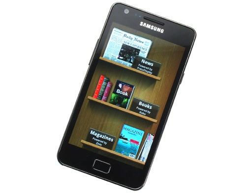 Samsung Galaxy S II 1