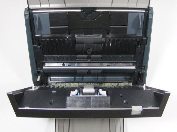 Xerox DocuMate 4440 - Inside