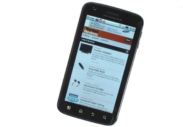Motorola Atrix 16