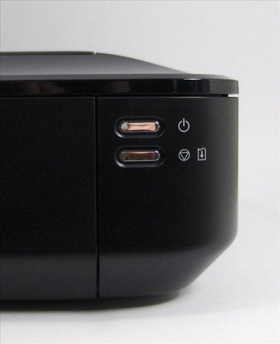 Canon PIXMA iX6550 Controls