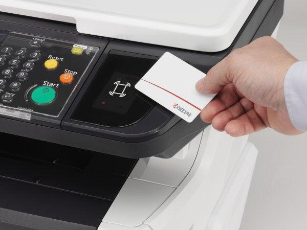 Kyocera Mita FS-3540MFP - ID Card Reader