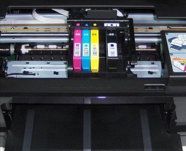 HP Officejet 6500A Plus - Cartridges