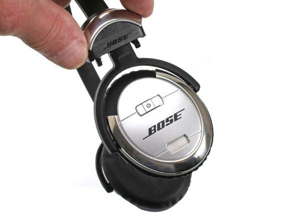 Bose QuietComfort 3 4
